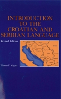 Cover for Introduction to the Croatian and Serbian Language