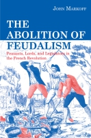 Cover for the book The Abolition of Feudalism
