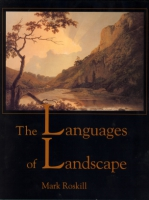 Cover image for The Languages of Landscape By Mark Roskill