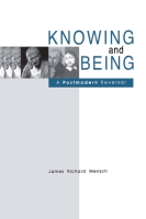 Cover image for Knowing and Being: A Postmodern Reversal By James  R. Mensch