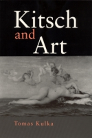Cover image for Kitsch and Art By Thomas Kulka