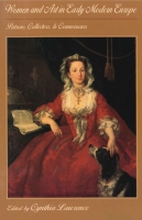 Cover for the book Women and Art in Early Modern Europe