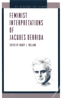 Cover for Feminist Interpretations of Derrida