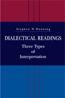 Cover for the book Dialectical Readings