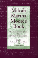 Cover for Milcah Martha Moore's Book