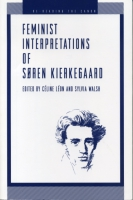 Cover for Feminist Interpretations of Søren Kierkegaard