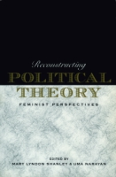 Cover for the book Reconstructing Political Theory