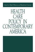 Cover for Health Care Policy in Contemporary America