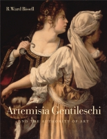 Cover for the book Artemisia Gentileschi and the Authority of Art