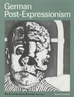 Cover for the book German Post-Expressionism