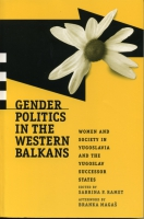 Cover for Gender Politics in the Western Balkans