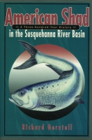 Cover for American Shad in the Susquehanna River Basin