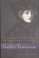 Cover for the book Gothic Feminism