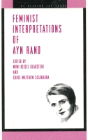 Cover for Feminist Interpretations of Ayn Rand