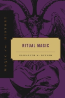 Cover for Ritual Magic