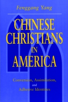 Cover for the book Chinese Christians in America