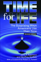 Cover for Time for Life