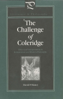 Cover for The Challenge of Coleridge