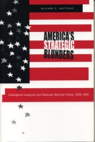 Cover for the book America's Strategic Blunders