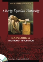 Cover for the book Liberty, Equality, Fraternity