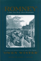 Cover image for Romney: And Other New Works About Philadelphia 