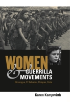 Cover for Women and Guerrilla Movements