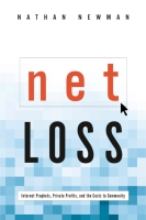 Cover for the book Net Loss