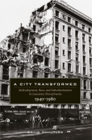 Cover image for the book A City Transformed By David Schuyler