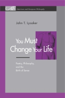 Cover for the book You Must Change Your Life