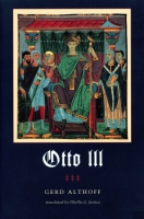 Cover for the book Otto III