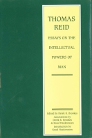 Cover for the book Thomas Reid: Essays on the Intellectual Power of Man