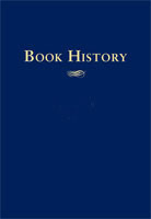 Cover image for Book History, vol. 5 Edited by Ezra Greenspan and Jonathan Rose