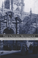 Cover for the book The Oxford Movement