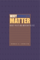 Cover image for the book Why Budgets Matter By Dennis S. Ippolito