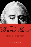 Cover image for David Hume: Reason in History By Claudia M. Schmidt