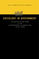 Cover for Sociology in Government