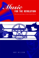 Cover for Music for the Revolution