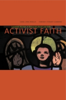 Cover for Activist Faith