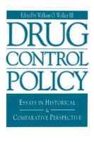Cover for Drug Control Policy