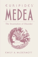 Cover for the book Euripides' Medea