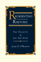 Cover for Reorienting Rhetoric