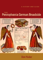 Cover for The Pennsylvania German Broadside