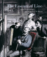 Cover for The Essence of Line