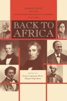 Cover for the book Back to Africa