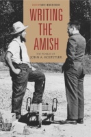Cover for Writing the Amish