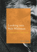 Cover image for the book Looking into Walt Whitman By Ruth L. Bohan