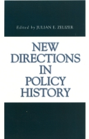Cover for New Directions in Policy History
