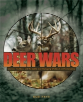 Cover image for the book Deer Wars By Bob Frye