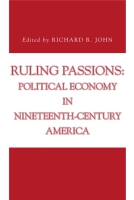 Cover for Ruling Passions