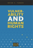 Cover for Vulnerability and Human Rights
